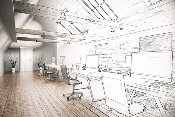 proposed office design evaluation