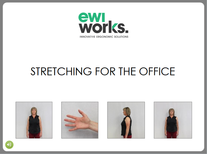 Office Stretching Course