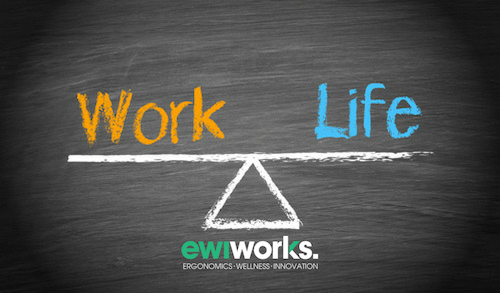 work-life balance ewi works