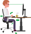 Ergonomics Essentials: What to Watch For and How to Fix It.